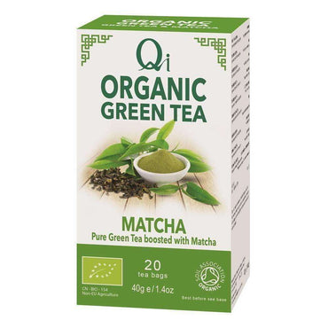 Herbal Health Green Tea & Matcha 20 Bags
