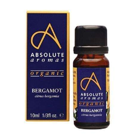 Absolute Aromas Organic Bergamot Oil 10ml