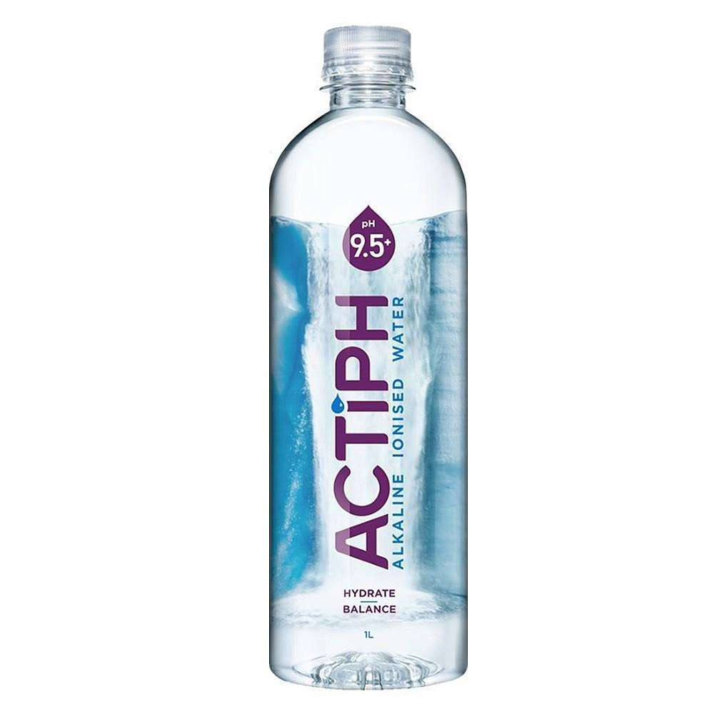ACTIPH Water Alkaline Ionised Water 1L