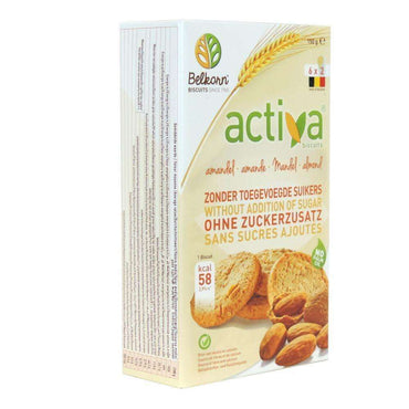 ActivaBiscuits Almond 150g