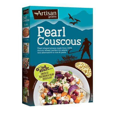 Artisan Grains Pearl Couscous 250g(Pack of 2)