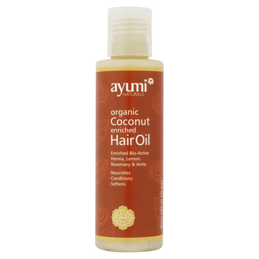 Ayumi Coconut Enriched Hair Oil 150ml