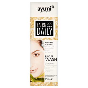 Ayumi Fairness Daily Face Wash 150ml