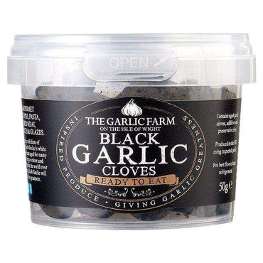Balsajo Black Garlic Black Garlic Cloves 50g