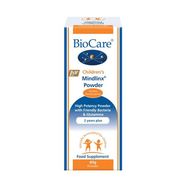 Biocare Children's Mindlinx Powder 60g