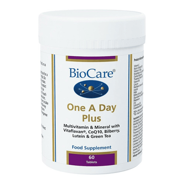 Biocare One-A-Day Plus 60 tablets