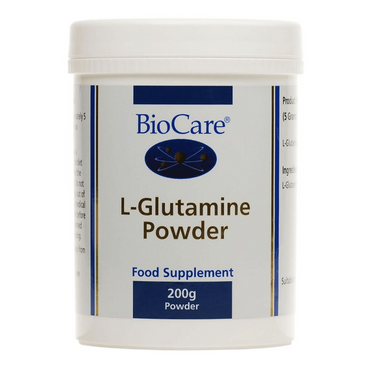 Biocare L-Glutamine Powder 200g