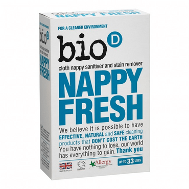Bio-D Nappy Fresh - 500g