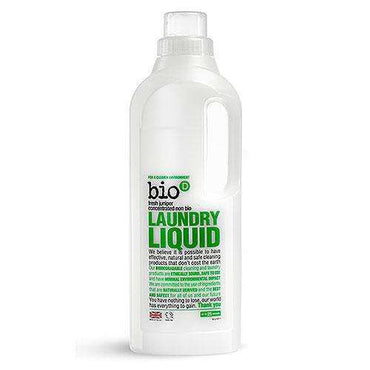 Bio-D Laundry Liquid with Juniper - 1 litre