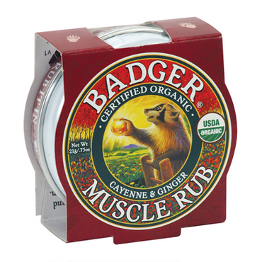 Badger Mini Muscle Rub 21g