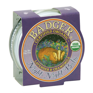 Badger Mini Night-Night Balm 21g