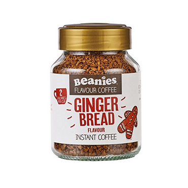 Beanies Coffee Gingerbread Flavour Instant Coffee 50g