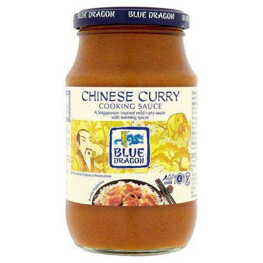 Blue Dragon Chinese Curry Cooking Sauce 425g