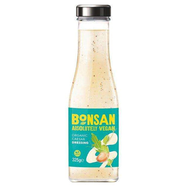 Bonsan Organic Vegan Caesar Dressing 325ml