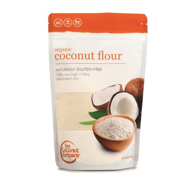 The Coconut Company Organic Coconut Flour 400g