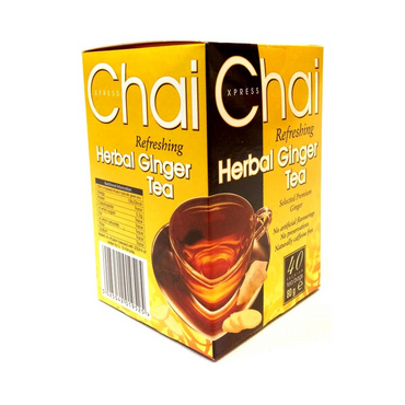 Chai Xpress Herbal Ginger Tea 80g