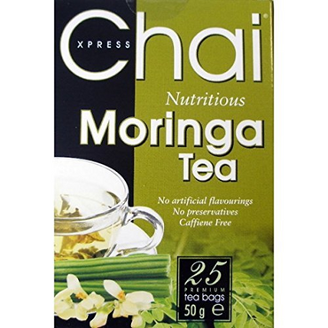 Chai Xpress Moringa Tea 50g