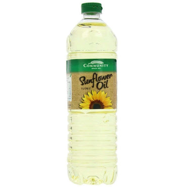 Crazy Jack Sunflower Oil 1000ml
