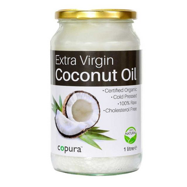 Copura Organic Extra Virgin Coconut Oil 1000ml