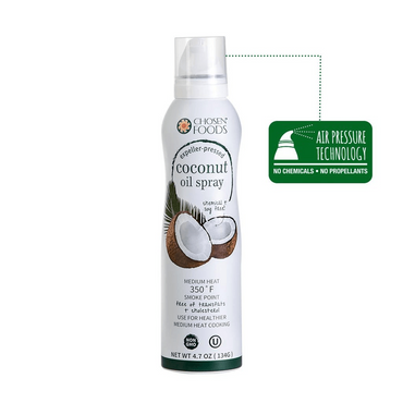 Chosen Foods Coconut Oil Spray 134g