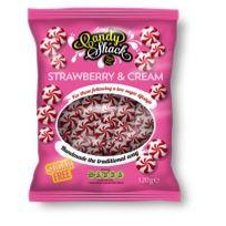 Candy Shack Sugar Free Strawberries & Cream 120g