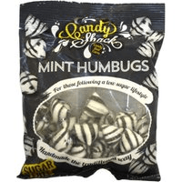 Candy Shack Sugar Free Mint Humbugs 120g