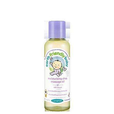 Earth Friendly Baby Shea Butter Massage Oil 125ml Eco Cert