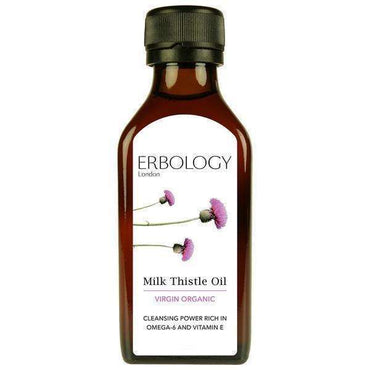 Erbology Organic Cold-pressed Milk Thistle Oil 200ml