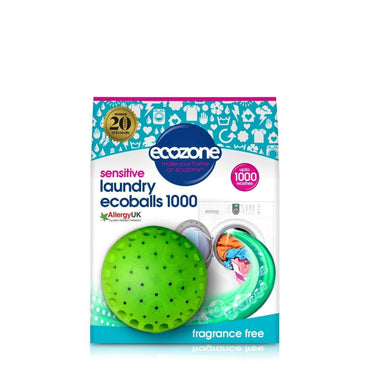 Ecozone Ecoballs 1000 Washes 300g
