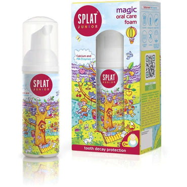 Splat Kids Magic Oral Care Foam with Calcium 50ml