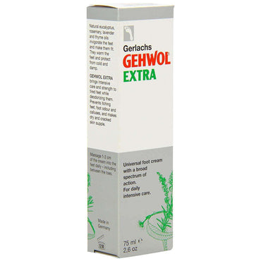 Gehwol Foot Cream Extra 75ml