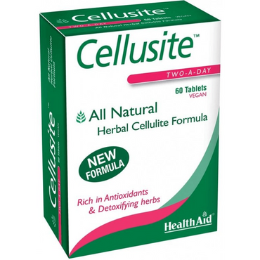 HealthAid Cellusite - 60 Tablets