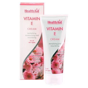 HealthAid Vitamin E - 75ml Cream