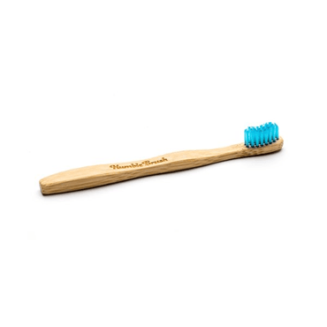 Humble Brush Kids Blue Soft Toothbrush 1 Brush