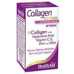 HealthAid Collagen Complex 60 Tablets