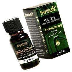 HealthAid Tea Tree Oil (Melaleuca alternifolia) 10ML