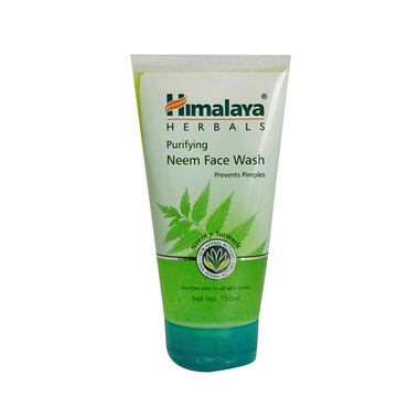 Himalaya Herbal Healthcare Purifying Neem Face Wash 150ml
