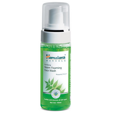 Himalaya Herbal Healthcare Purifying Neem Foaming Face Wash 150ml