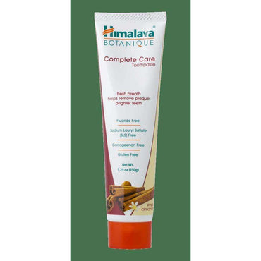 Himalaya Herbal Healthcare Complete Care Toothpaste Simply Cinnamon 150g