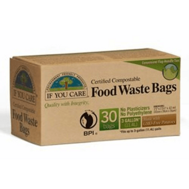 If You Care Kitchen Caddy Bags (food waste bags) 30 bags