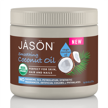 Jason Bodycare Smoothing Coconut Oil Skin/Hair/Nails 443ml
