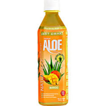Just Drink AloeMango 500ml (Pack of 2)
