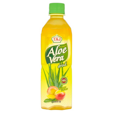 Just Drink AloeTropical Flavour 500ml (Pack of 2)