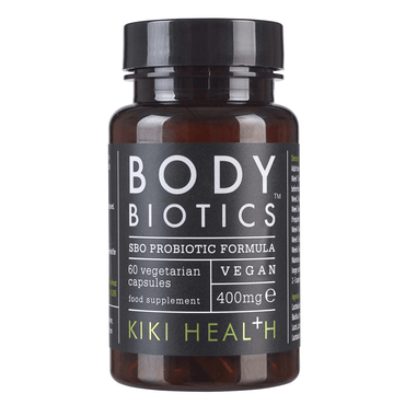 KIKI Health Body Biotics SBO Probiotic Formula 60 Vegicaps