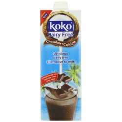 Koko Dairy Free Chocolate + Calcium Drink 1000ml