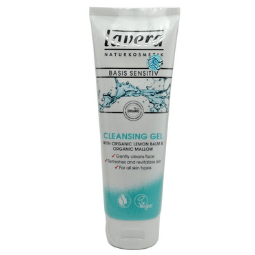 Lavera Basis sensitiv Cleansing Gel 125ml