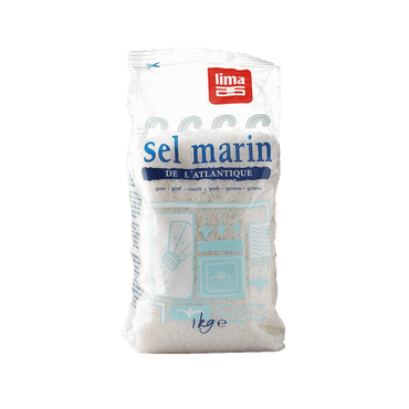 Lima Sea Salt Coarse 1000g