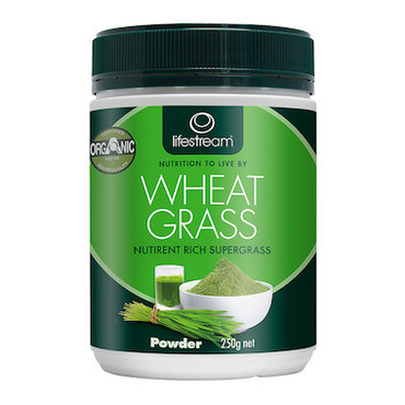 Lifestream Wheatgrass Powder 250g