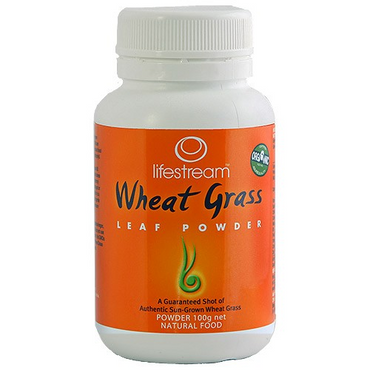 Lifestream Wheatgrass Powder 100g