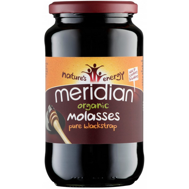 Meridian Organic Blackstrap Molasses - 740g